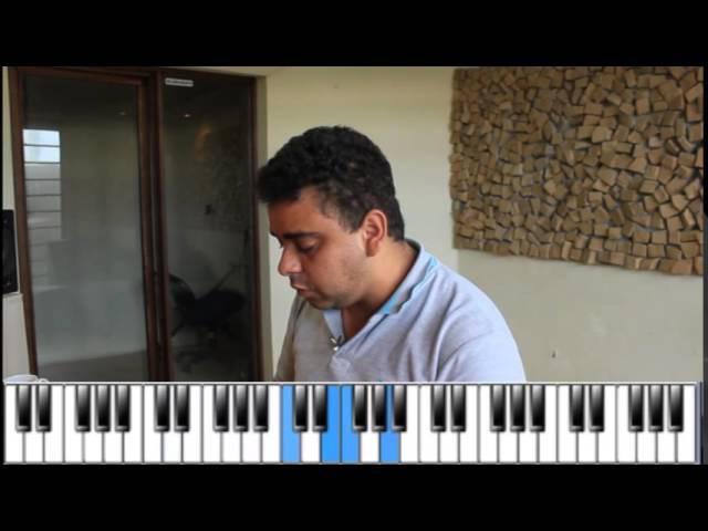 Aula de Teclado - Gospel Chords - Neo Soul - Montando os Movimentos - Gidi Ferreira