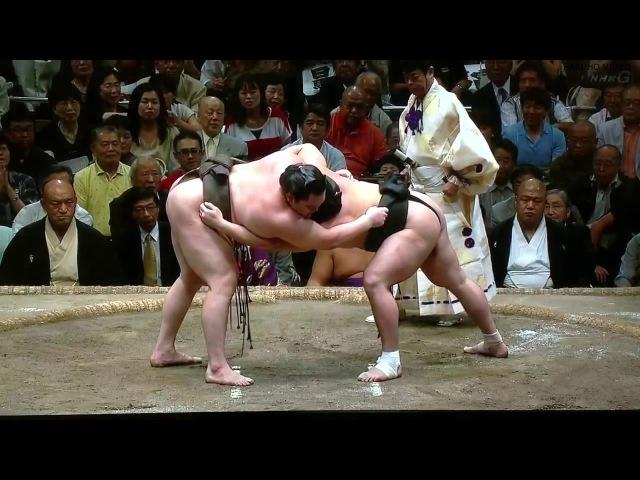 HAKUHO VS HARUMAFUJI | ALL MATCH | PART 1