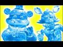 ЧТО БУДЕТ ЕСЛИ ЗАМОРОЗИТЬ АНИМАТРОНИКА FNAF Майнкрафт в Реальной жизни Видео Для детей Мультик Дети - YouTube