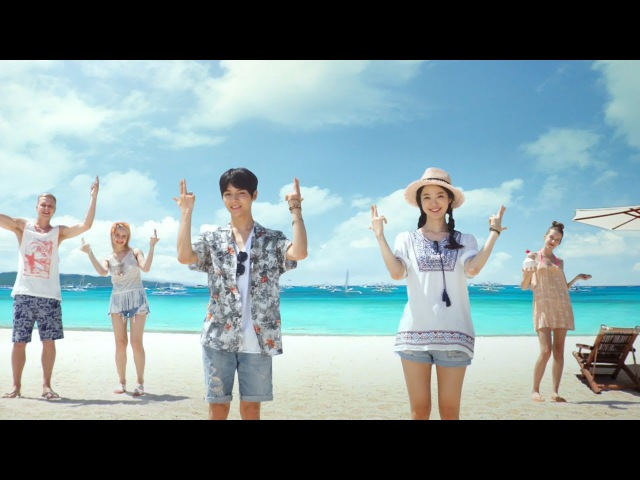 Yoon Yongbin for t'way Airlines TV CF