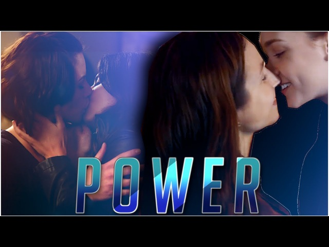 Power ✗ sanvers and wayhaught