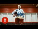 Meet the Worlds Oldest Hockey Player