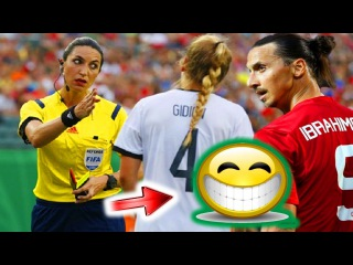 FOOTBALL FUNNY VIDEOS #69 WOMEN SOCCER GIRLS FAILS FOOTBALL COMIC MOMENTS VINES 2017 Goals l Skills