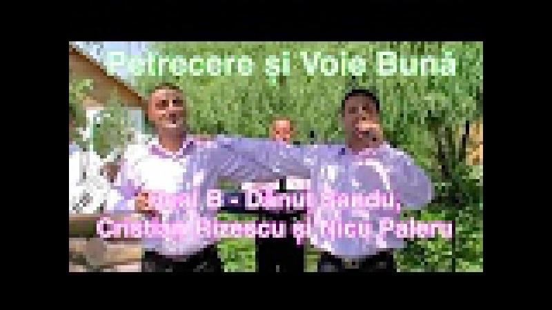 Colaj Petrecere și Voie Buna cu Real B Gaiesti Danut Sandu Nicu Paleru si Cristian Rizescu
