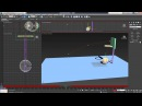 3D Max Упражнение №27 Анимация с помощью траектории объекта и Curve Editor