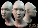 Аркаим реконструкция по черепу инопланетянки Поздние сарматы