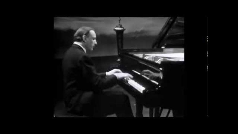 Scarlatti | Sonata for Piano in C major, Kk 159 | Arturo Benedetti