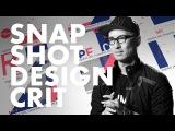 Live Design Critique Main Title Design with Chris Do via Facebook Live