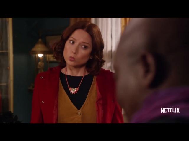 Несгибаемая Кимми Шмидт/ Unbreakable Kimmy Schmidt (3 сезон) Трейлер