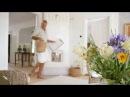 Sovrummet får gammal tapet i ny tappning - Sommar med Ernst