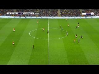 Galatasaray 5-1 Gençlerbirliği (1.Devre)