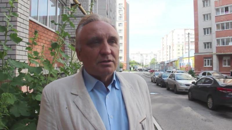 Ю.М.Анфилов, пр-кт Строителей д.15Е