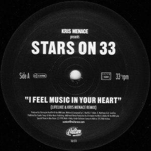 Kris Menace Presents Stars On 33
