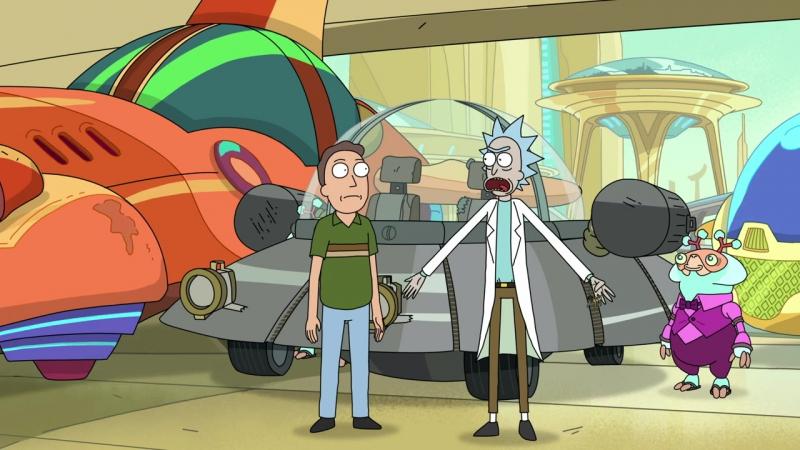 Rick Morty s3e05 [sndk]