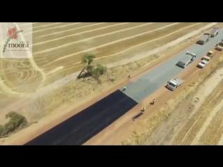 Строительство дорог... но не у нас