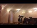 И Гайдн Соната для скрипки и фортепиано №5 часть 1