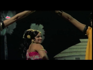 Meri Payaliya Geet Tere - Lata Mangeshkar, Jugnu Dance Song