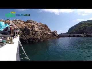 [171030] Отрывок 24 эпизода шоу tvN «Island Trio».