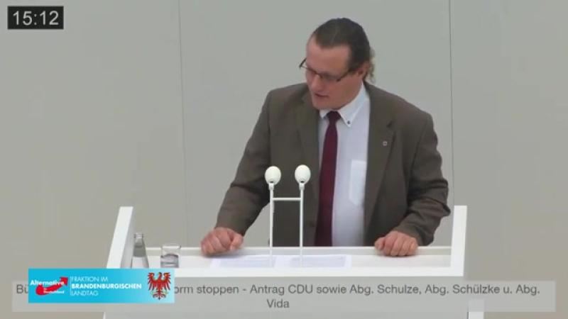 Super Auftritt! Die AfD Fraktion sagt einfach mal Danke an CDU,SPD,FDP,Die Grünen, die Linke