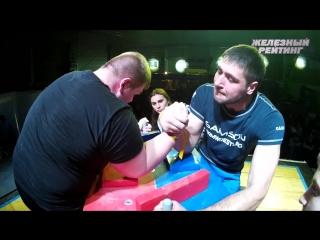 Силаев vs Лалетин. Финальный поединок на Siberian Power Show-2017.