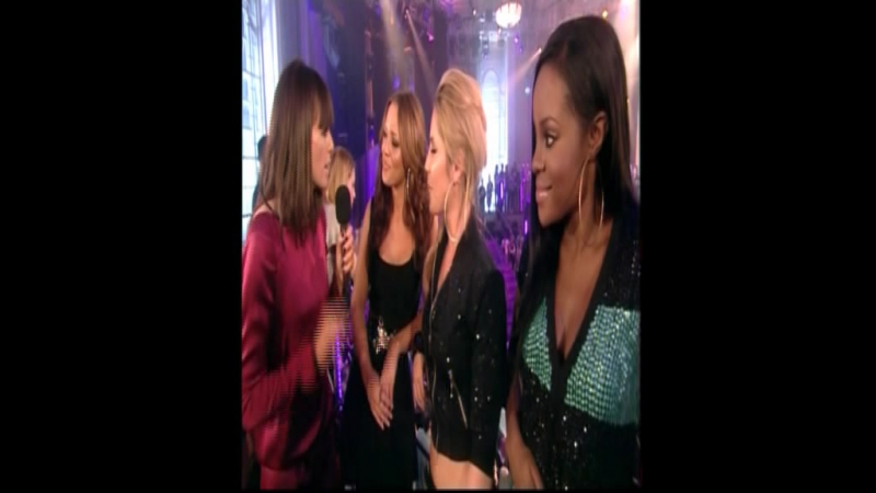 Girls Aloud - Interview Visit To Academy (Comic Relief Does Fame Academy) - 10.03.2007
