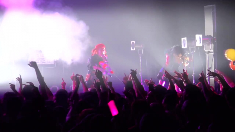 GusoDrop - 『限りなく反射的に絶頂』〜偶想DropワンマンLIVE〜 @Zepp東京 - slow RAIN@東京,Hirari Hira Hira,ド田舎PUNK擬女
