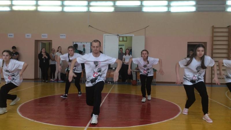 Танцевальная команда GT