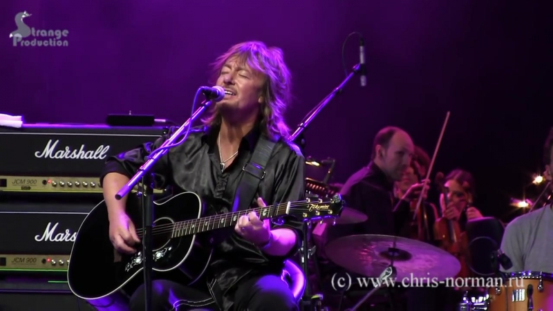 Chris Norman Band.Simphonic Live in Budapest, 22 Apr. 2017. Part1