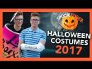 [AMAZE] Tyler Oakley - 4 костюма на Хэллоуин 2017 | Spooktober S1-E1