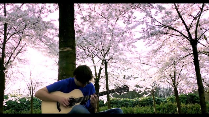 Sakurada Reset [Opening] - Reset (Guitar cover)