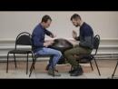 Выставка Калужская старина 2017 Алексей Юфа и Рафаэль Сафиуллин Вдвоём на ханге Отрывок