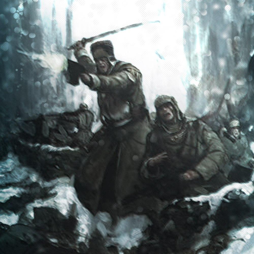 Афиша Владивосток Warhammer 40,000: Снежная пустошь