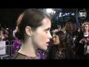 4 октября 2017 › Интервью на премьере фильма «Дыши ради нас» в рамках кинофестиваля, организованного «BFI»