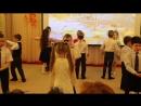 Парный танец подготовительной группы