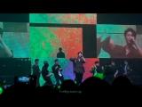 FANCAM  080717  B.A.P - Thats My Jam  B.A.P 2017 'PARTY BABY!' BANGKOK BOOM