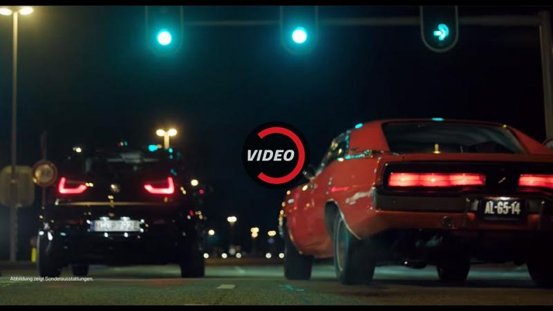 Заезд со светофора BMW i3s 2018 vs Dodge Charger 1970