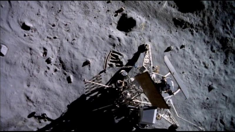 С Земли на Луну 1x07 - Thats All There Is (Это всё что есть)