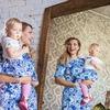 Блог для мам • детская метрика/постер