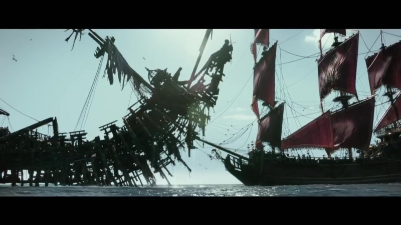 Пираты Карибского моря 5_ Мертвецы не рассказывают сказки — Русский трейлер 2 (2017)