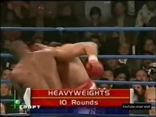 Майк Тайсон v Анджей Голота. (комментирует Гендлин) Mike Tyson v Andrew Golota.