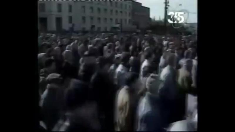 В.В. Путин о преступлениях Ельцина против собственного народа