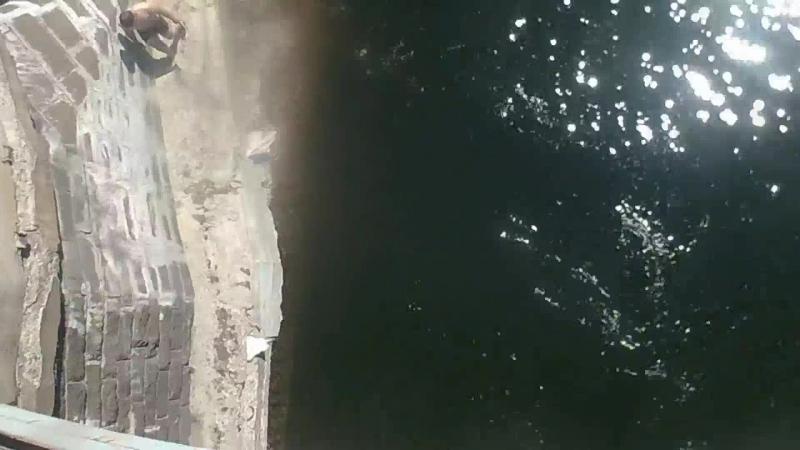 Мой прыжок с моста
