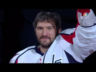 NHL honors Capitals Alex Ovechkin for 1,000 career points