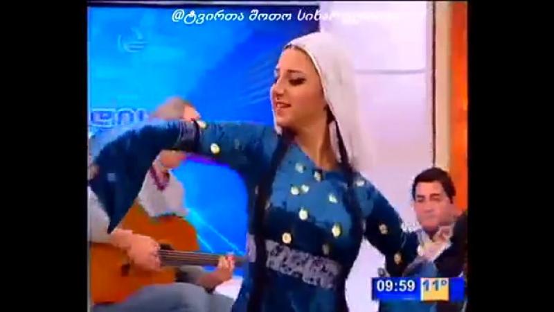 Group Bani - vaja pshavela группа бани красивая грузинская песня