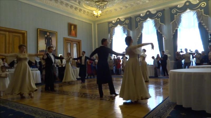 Вальс-Гавот. Марьинская музыкальная ассамблея. (31.10.2015)
