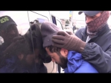 Захват причастных к трагедии в питерском метро