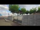 Итальяндық каскадер Витторио Брумотти Астанадағы велотрюктерін жария етті