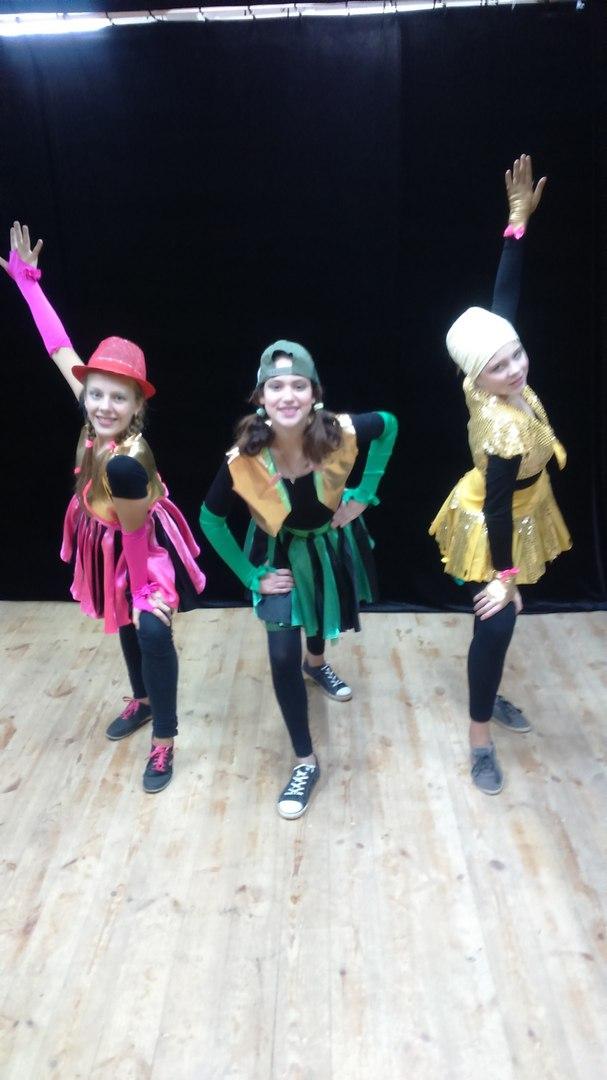 хореография для взрослых