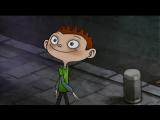 Выглядишь глупо... (отрывок из мультфильма для взрослых Магазинчик самоубийств)