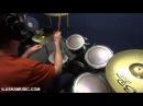 Лера Массква - 7 Этаж (кавер на барабанах)